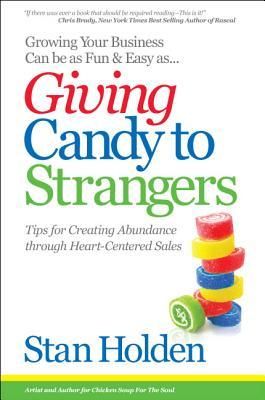 Giving Candy to Strangers by Stan Holden {Book Review}