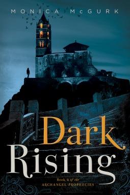 Dark Rising by Monica McGurk {Book Review}