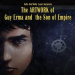 The Artwork of Guy Erma and the Son of Empire {Book Review}