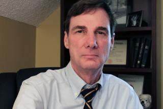 Author David Burnett