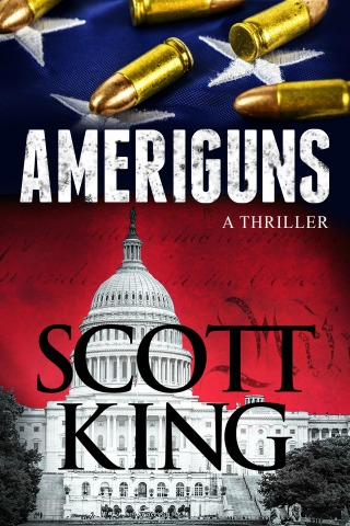 Ameriguns by Scott King {Book Review}