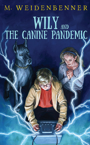 Wily and the Canine Pandemic by Michelle Weidenbenner {Children Book Review}