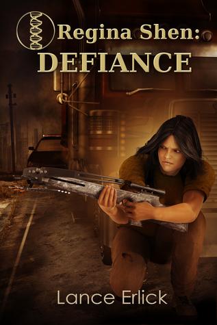 Regina Shen Defiance by Lance Erlick