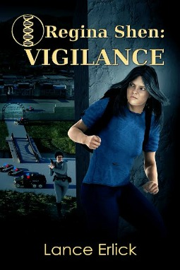 Regina Shen Vigilance, Book 2 by Lance Erlick {Book Review}
