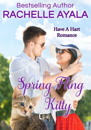 Spring Fling Kitty by Rachelle Ayala