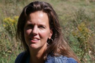 Author Errin Stevens