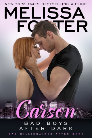 Bad Boys After Dark: Carson by Melissa Foster {Book Review}