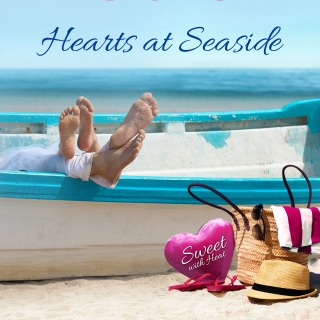 Hearts at Seaside (Sweet with Heat: Seaside Summers) by Addison Cole {Guest Book Review}