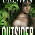 Outsider (Time of Myths: Shapeshifter Sagas) by Natasha S. Brown {Book Review}