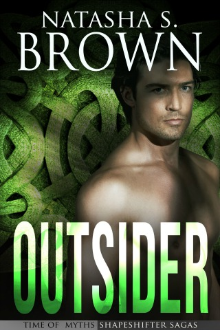 Outsider by Natasha S. Brown {Book Review}