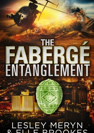 The Fabergé Entanglement by Lesley Meryn & Elle Brookes {Book Review}