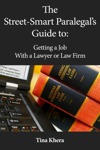 A Step-By-Step Roadmap to Finding - and Loving - Your First Job With a Lawyer or Law Firm! {Book Spotlight}