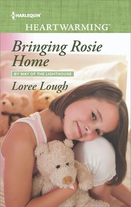 Bringing Rosie Home (By Way of the Lighthouse) by Loree Lough {Book Review}