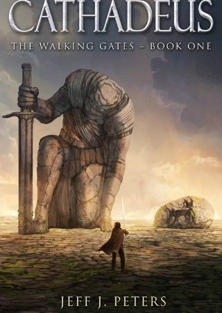Cathadeus (Book One of the Walking Gates) by Jeff J. Peters {Book Review}