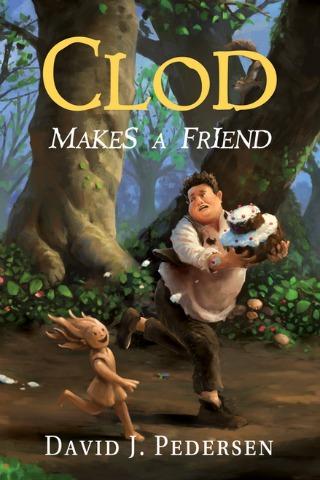 Clod Makes a Friend by David J. Pedersen {Book Review}