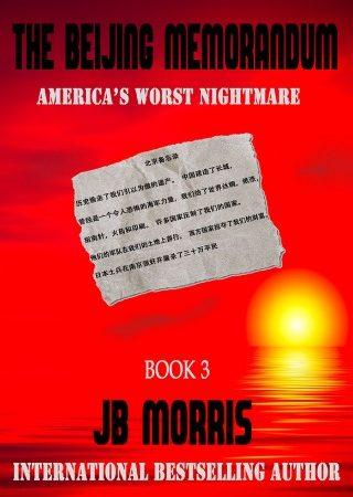 The Beijing Memorandum by JB Morris {Book Review}