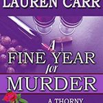 A Fine Year for Murder by Lauren Carr {Book Review}