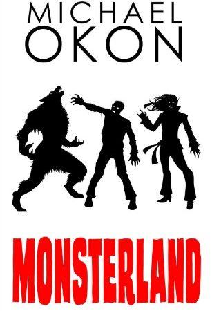 Monsterland by Michael Okon {YA Book Review}