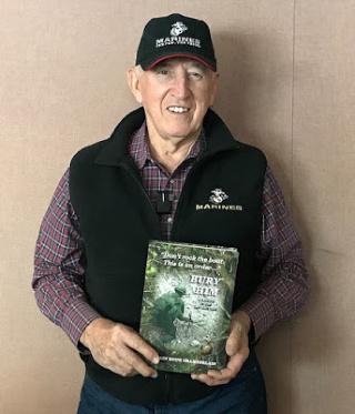 Author Doug Chamberlain