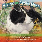 Hiking the Grand Mesa: A Clementine the Rescue Dog Story by Kyle Torke {Children's Book Review}