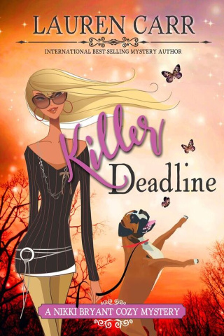 Killer Deadline (A Nikki Bryant Cozy Mystery) by Lauren Carr {Book Review}