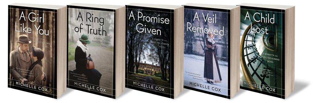 Michelle Cox Books