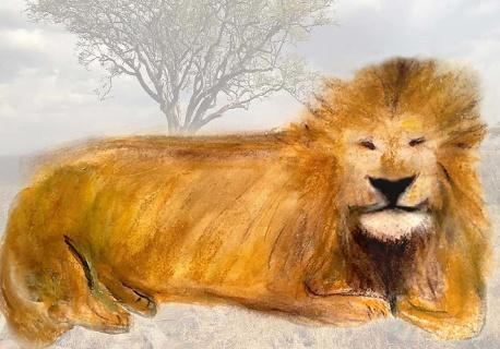 Author Lion Iam
