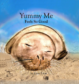 Yummy Me Feels So Good by Lion Iam {Children's Book Review}