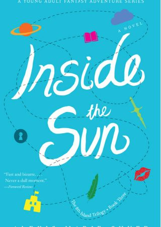 Inside the Sun {Book 3} by Alexis Marie Chute {YA Book Review}
