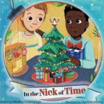 In the Nick of Time by Deedee Cummings, Illustrated by Charlene Mosley {Children's Book Review}