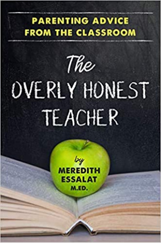 The Overly Honest Teacher by Meredith Esselat {Book Review}