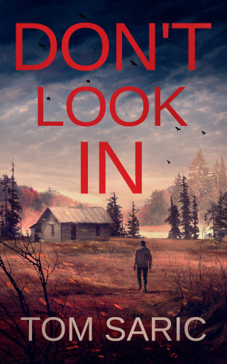 Don't Look In by Tom Saric {Book Review}