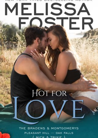 Hot for Love by Melissa Foster {Book Review}
