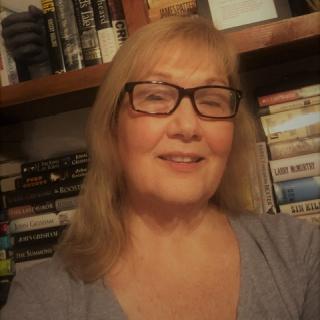 Author Mary Brett