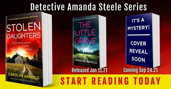 Detective Amanda Steel Series