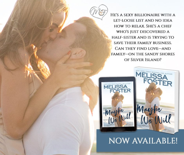 Maybe We Will (Silver Harbor) by Melissa Foster