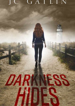 Darkness Hides by J.C. Gatlin {Book Review}