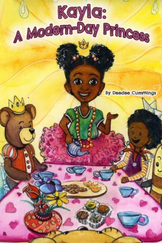 Kayla: A Modern-Day Princess by Deedee Cummings {Children's Book Review}