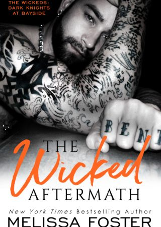The Wicked Aftermath (The Wickeds: Dark Knights at Bayside) by Melissa Foster {Book Review}